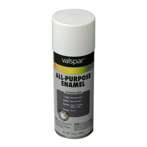 Morris T799-003 General Purpose Spray Paint Gloss White