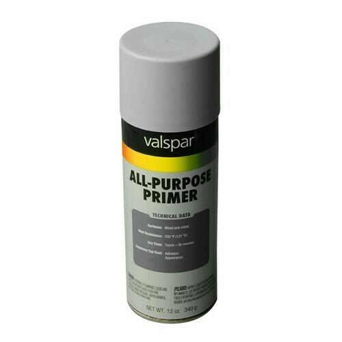 Morris T799-006 General Purpose Spray Paint Gray Primer