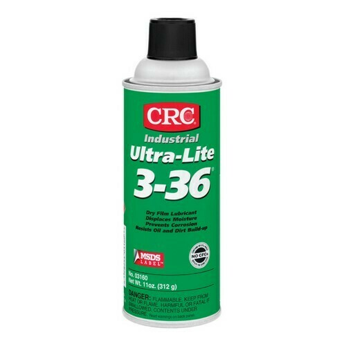 Morris TCRC-1 CRC Ultra Lite 3-36® Ultra Thin Non Staining Lubricant