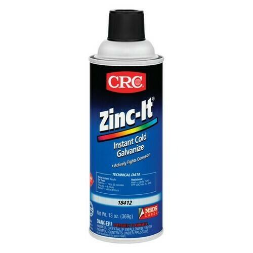 Morris TCRC-5 CRC Zinc-It® Instant Cold Galvanize Zinc Rich Galvanize™ Coating