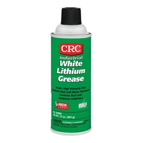 Morris TCRC-9 CRC White Lithium Grease