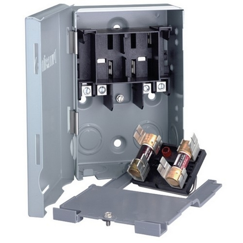 Morris TDDS-60 Disconnects - Metal Case Switch 60A Fuseable