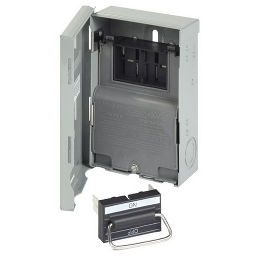 Morris TDDS-60U Disconnects - Metal Case Switch 60A Non-Fuseable