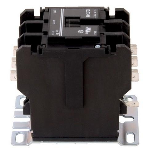 Morris TDPE253120 Eaton 3 Pole Definite Purpose Contactors 25A 120V Coil