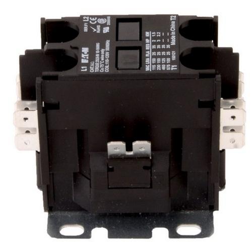 Morris TDPE402240 Eaton 2 Pole Definite Purpose Contactors 40A 240V Coil
