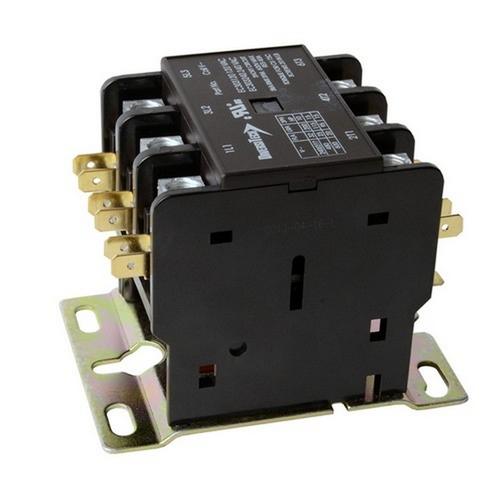 Morris TEC50324 DiversiTech 3 Pole Definite Purpose Contactors 50A 24V Coil