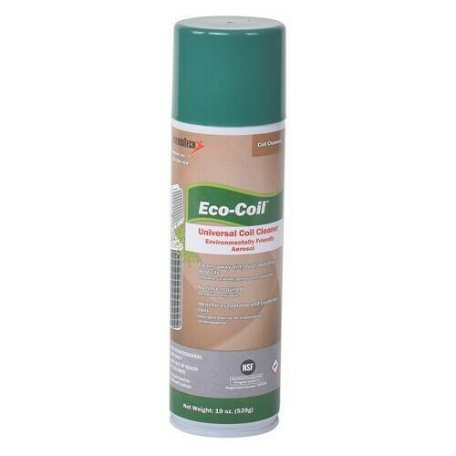Morris TECO-COIL-AER Eco-Coil Environmentally Friendly Coil Cleaner Aerosol Can 19 oz