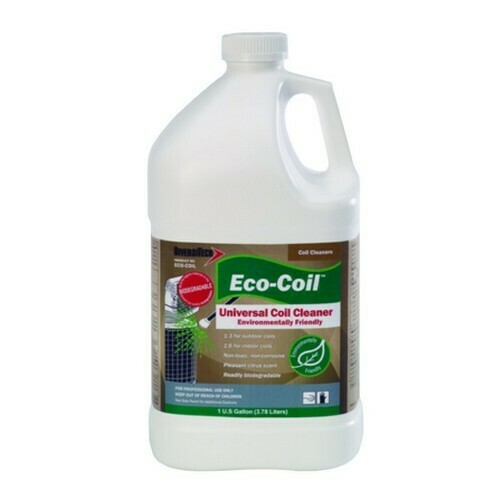 Morris TECO-COIL Eco-Coil Environmentally Friendly Coil Cleaner 1 Gal