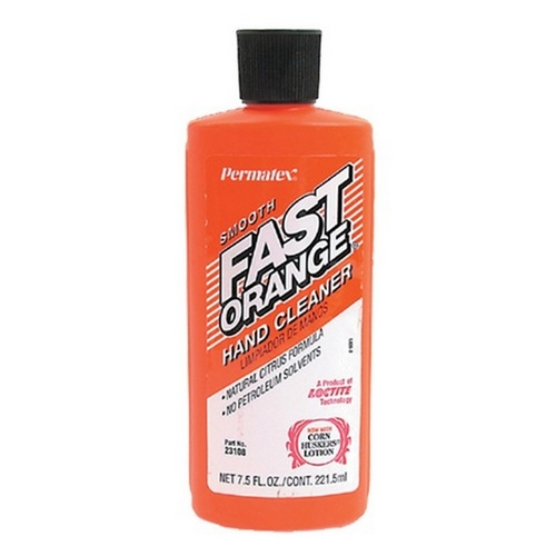 Morris THCO-15 Fast Orange Hand Cleaner 15 Oz Squeeze Bottle