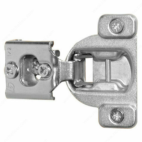 Richelieu 38N35506180 One-Piece COMPACT 38N Hinge - 105