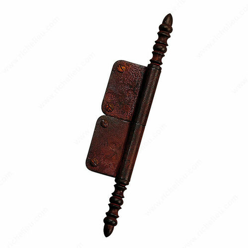 Richelieu 21012800 Traditional Pivot Hinge - Height: 120 mm