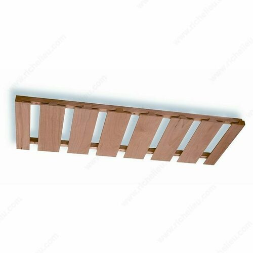 Richelieu 9620080 Wood Stemware Rack