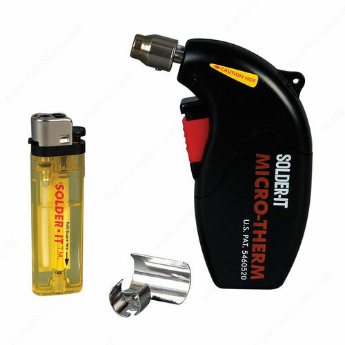 Richelieu M9003215 Micro-Therm Flameless Heat Gun