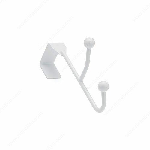 Richelieu BP8980130 Utility Over-The-Door Hook- 998