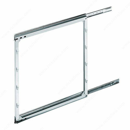 Richelieu 5174100 Full-Extension Cabinet Pull-Out Frame