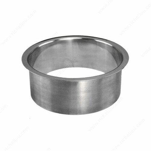 Richelieu 61232171 Stainless Steel Trash Grommets