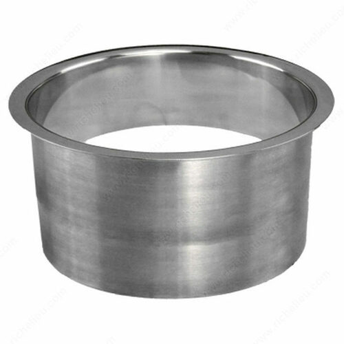 Richelieu 61434171 Stainless Steel Trash Grommets