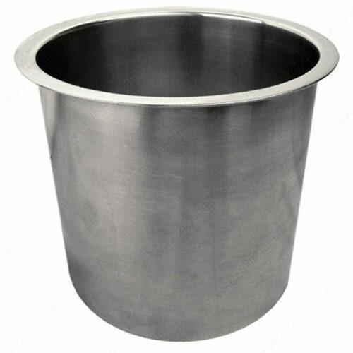 Richelieu 61436171 Stainless Steel Trash Grommets
