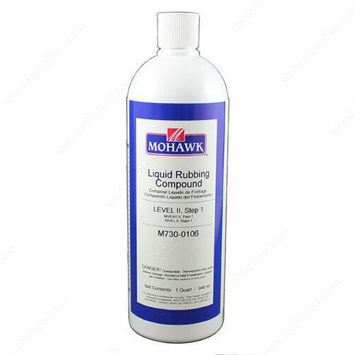 Richelieu M7300106 Liquid Rubbing Compound (3-Step)