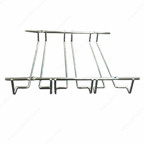 Richelieu 2750140 Three Part Metal Support