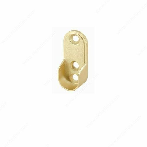 Richelieu 2123150160 Oval Supports - Screw-In