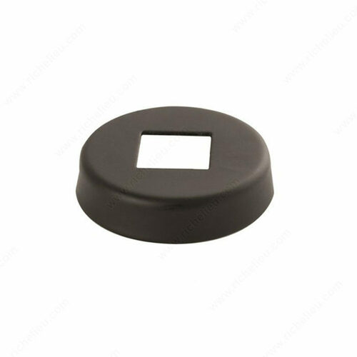 Richelieu WEBSO1213111 Cover shoe, round profile to use with baluster #CC12-30