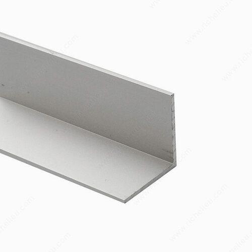 Richelieu MRB26918S Aluminum 90 Angle Molding, 2 Equal Sides