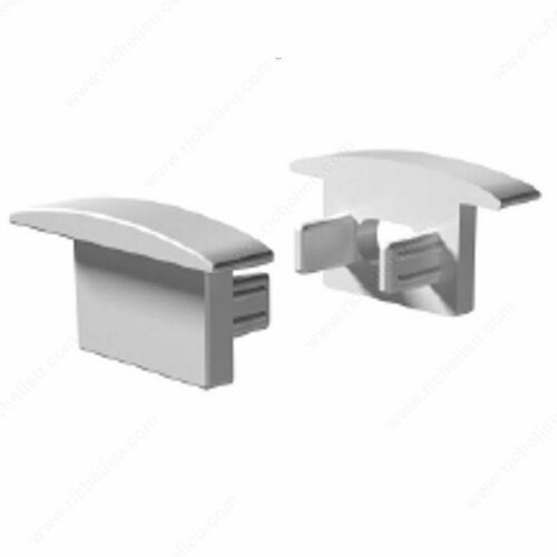 Richelieu 30145354 Profile Accessories End Caps