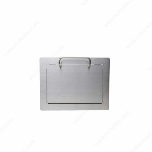 Richelieu 7556230170 Rectangular Trash Chute with Handle