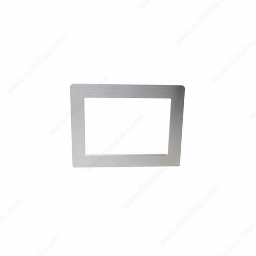 Richelieu 7557230170 Rectangular Cover for Trash Chute