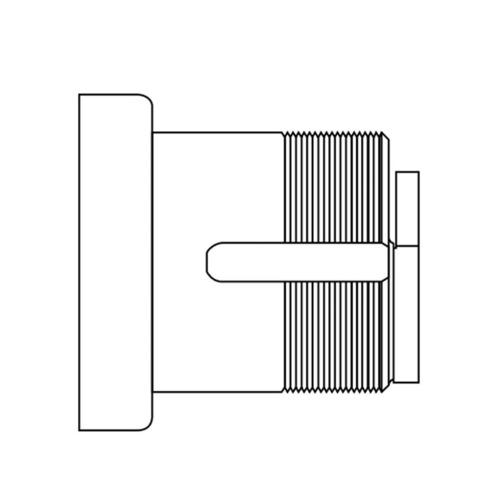 Schlage 26-098C 626 Lock FSIC Mortise Cylinder