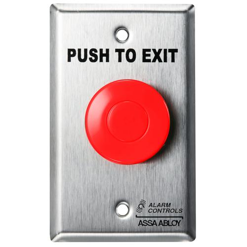 Alarm Controls TS14NR Pushbutton