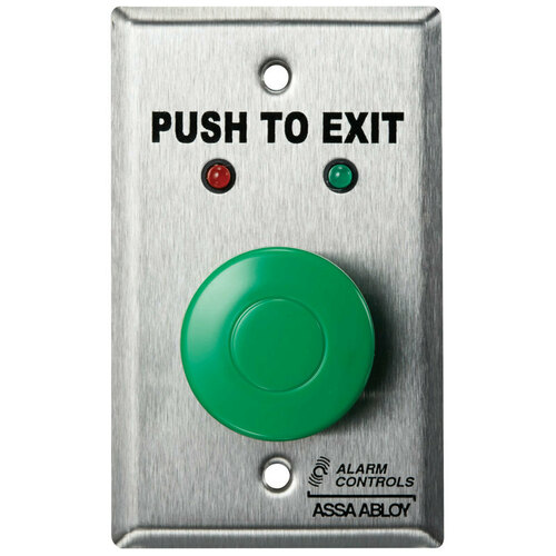 Alarm Controls TS-1 Pushbutton