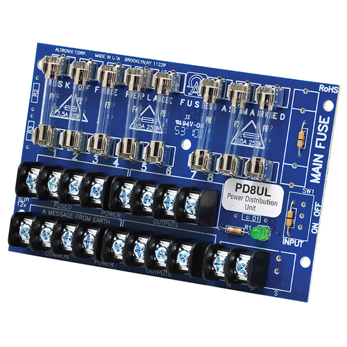 Altronix PD8UL Power Supply