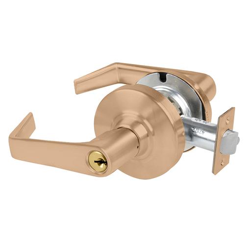 Schlage ALX80P6 SAT 612 Cylindrical Lock