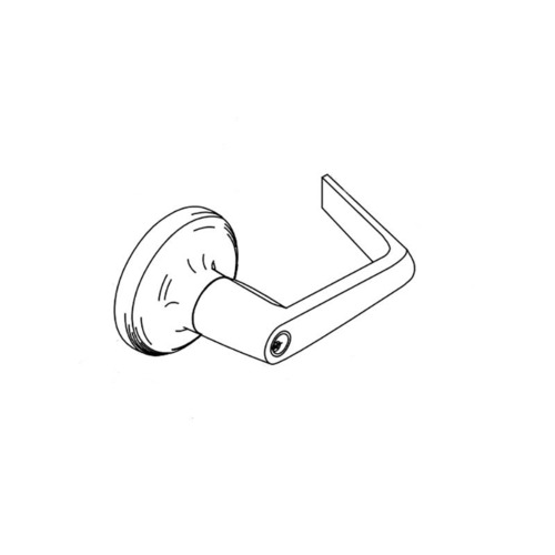 Yale AU4704LN x 2802 626 Cylindrical Lock