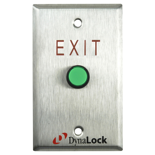 DynaLock 6115M Pushbutton