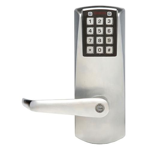Dormakaba E206AXSLL-626-41 Pushbutton Lock