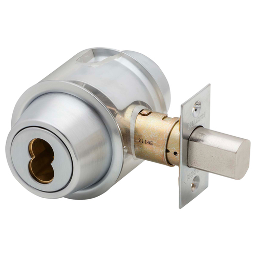 Falcon Lock D141B626 Sfic Single Cylinder Deadbolt G1 Lc