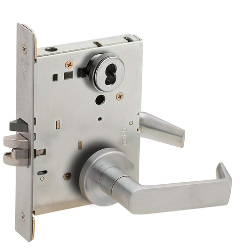 Schlage L9056B 06A 626 L283-711 L9056BD 06A 626 L283-711 Lock Mortise Lock