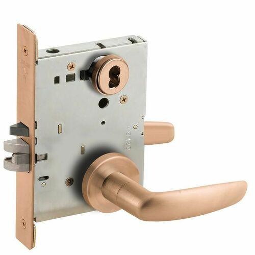 Schlage L9080B 07A 612 L9080BD 07A 612 Lock Mortise Lock