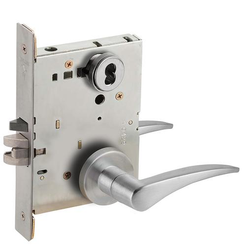 Schlage L9056J 12A 626 LH L283-711 Lock Mortise Lock