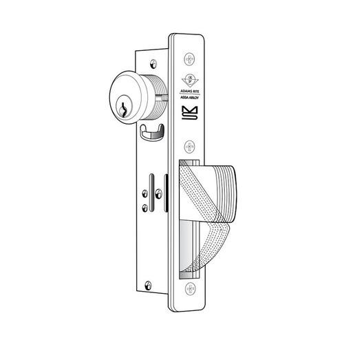 Adams Rite MS1853S-250-IB Aluminum Door Deadlocks