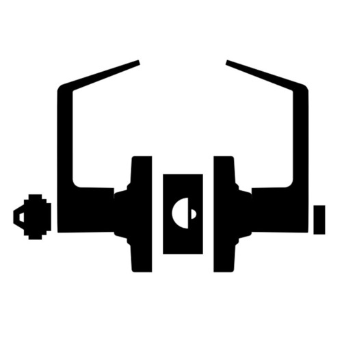 Schlage ND50BD RHO 606 Lock Cylindrical Lock