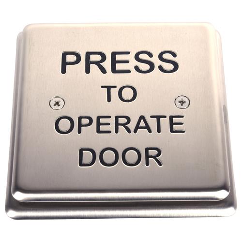 Norton 542 NOR501 Door Controls Activation Plates
