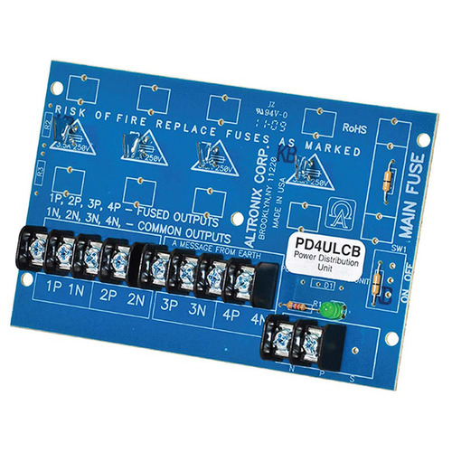 Altronix PD4ULCB Power Supply