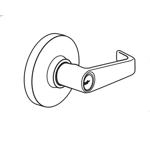 Arrow Lock RL17SR 26 IC Cylindrical Lock