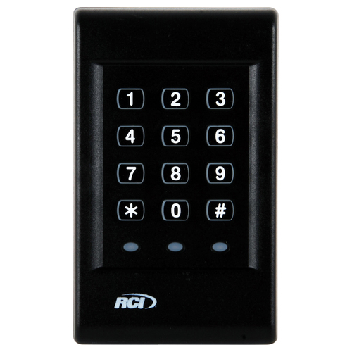 RCI 9325I Rutherford Controls Inc Keypad
