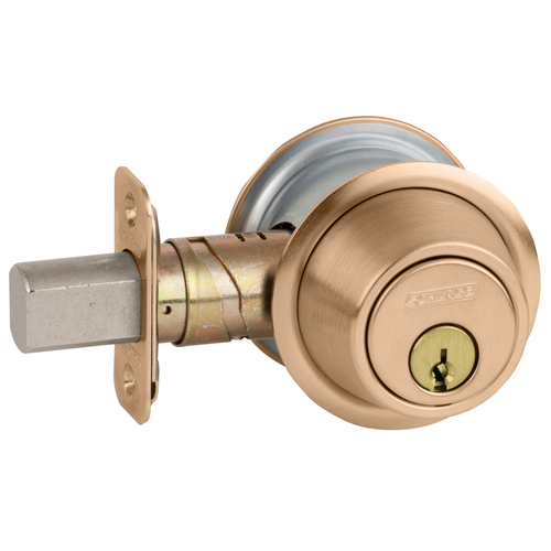 Schlage B563P 612 Lock Deadlock