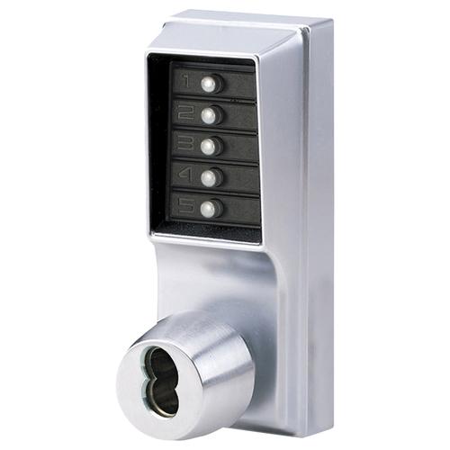 Dormakaba 1025S-26D-41 Pushbutton Lock
